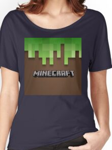 Minecraft Women's Relaxed Fit T-Shirt