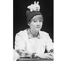 BTS Yoongi Photographic Print