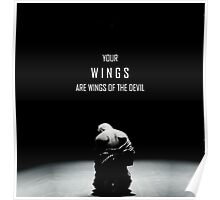WINGS_BTS_Taehyung's Devil Poster