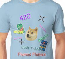 """Much Lens Flare"" - A Shirt by Josh Unisex T-Shirt"