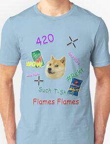 """Much Lens Flare"" - A Shirt by Josh T-Shirt"
