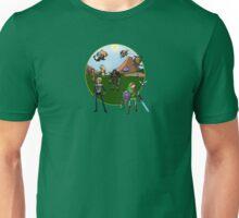 Ocarina of Adventure Time  Unisex T-Shirt