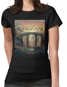 Runescape Womens Fitted T-Shirt