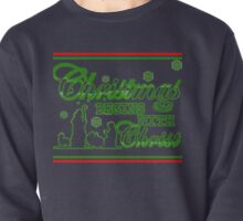 Christmas begin with Christ T shirt Pullover