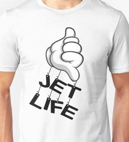 Mickey Hands - Jet Life I Unisex T-Shirt