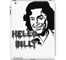 Hello Billy [grey-ish] iPad Case/Skin