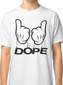 Mickey Hands - Dope Classic T-Shirt