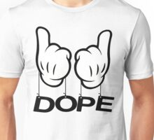 Mickey Hands - Dope Unisex T-Shirt