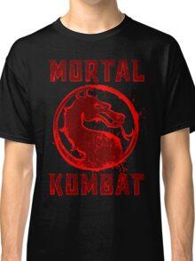 MORTAL  SPLATTER Classic T-Shirt