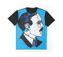 Marcel Tournier Harp player and composer Graphic T-Shirt