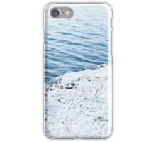 Snow and water iPhone Case/Skin