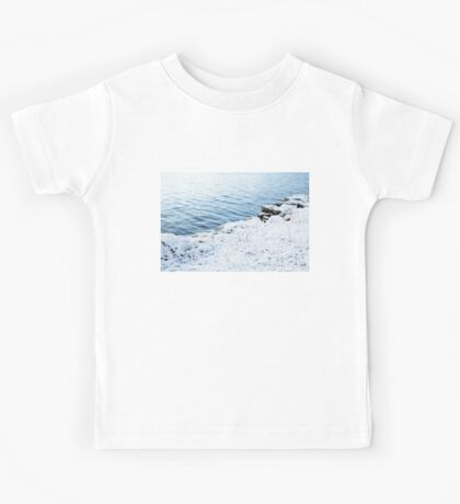Snow and water Kids Tee
