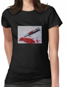 Still Life  Womens Fitted T-Shirt
