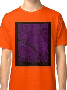 USGS TOPO Map Arkansas AR Hardy 258663 1968 24000 Inverted Classic T-Shirt