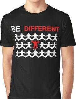 Be Different Graphic T-Shirt