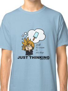 Roxas's thought complete Classic T-Shirt
