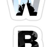 RWBY Sticker