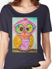 Owl love you Women's Relaxed Fit T-Shirt