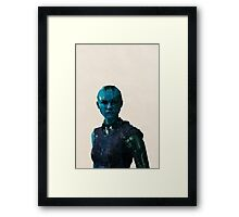 Nebula from Guardians of the Galaxy Framed Print
