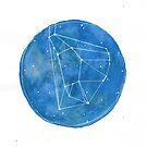 Constellation #3 by aislinnTeixeira