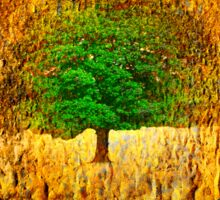 Tree of Life - Garden of Eden Sticker