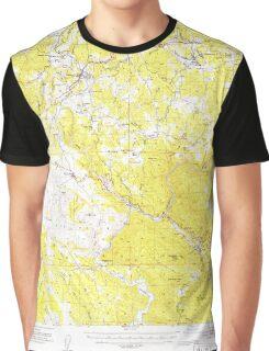 USGS TOPO Map California CA Sonora 300599 1948 24000 geo Graphic T-Shirt