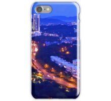 Cyberjaya and Putrajaya city view near Kuala Lumpur iPhone Case/Skin