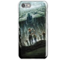 The Maze Runner Poster iPhone Case/Skin