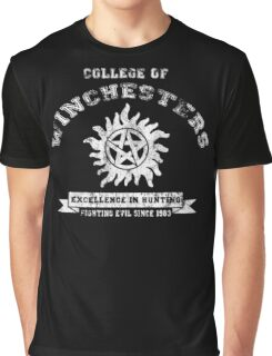 College Of Winchesters Graphic T-Shirt