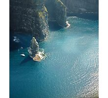 ireland clare cliffs of moher 2 Photographic Print