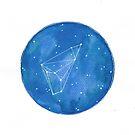 Constellation #4 by aislinnTeixeira