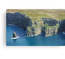 cliffs of moher ireland 2 Canvas Print