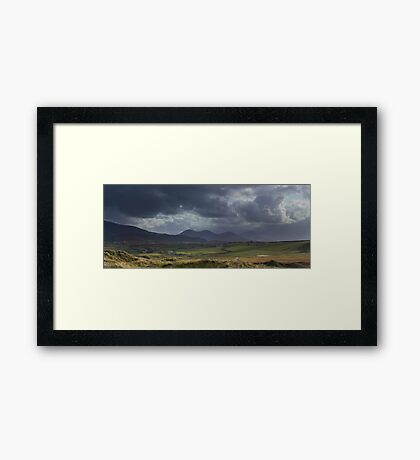 ireland donegal  holyhead Framed Print