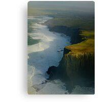 cliffs of moher ireland 3 Canvas Print
