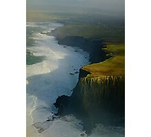 cliffs of moher ireland 3 Photographic Print