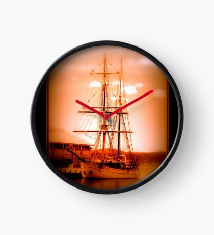 *Tall Ships-Hobart*  Clock