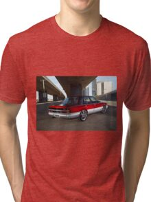 Candy Holden Commodore VL Turbo Tri-blend T-Shirt