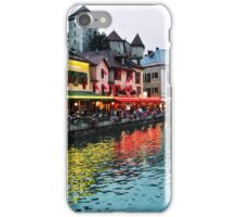 When the night comes iPhone Case/Skin