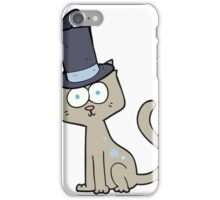 cartoon cat  iPhone Case/Skin