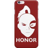 Prince Zuko - HONOR! iPhone Case/Skin
