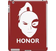Prince Zuko - HONOR! iPad Case/Skin