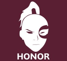 Prince Zuko - HONOR! by Cortney Wood