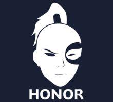 Prince Zuko - HONOR! One Piece - Short Sleeve