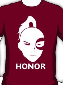Prince Zuko - HONOR! T-Shirt