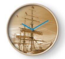 **TALL SHIP*TASMANIA** . Clock