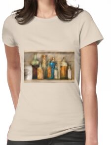 Pharmacy - Medicine Womens Fitted T-Shirt