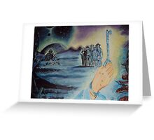 VINTAGE DR WHO(S) Greeting Card