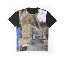 reverse white moon Graphic T-Shirt