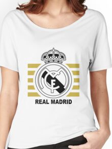 Real Madrid - Los Blancos Women's Relaxed Fit T-Shirt