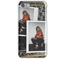 Kylie Jenner 2 Pics iPhone Case/Skin